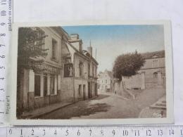 CPA (37) Indre Et Loire - FONDETTES - Le Presbytère Et La Route De Pernay - Fondettes