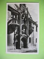 CPA  Nancy  La Porte Du Musée - Museen