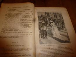 18??  Charlotte Corday Acheta Un Couteau Frais émoulu, Marat,etc (Histoire De La Révolution Française) - Livres, BD, Revues