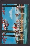China Chine Postcards Red Detachment Of Women A Modern Revolutionary Dance Drama - Cina