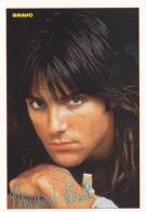 MICHAEL PRAED - Bravo Autogrammkarte (Autogramm Aufgedruckt) - Autogramme & Autographen
