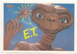 E.T. - Bravo Starkarte - Autogramme & Autographen