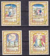 Bahamas 1992 Yvertn° 779-782 *** MNH  Cote 9,00 Euro Noël Christmas Kerstmis - Bahamas (1973-...)