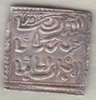 Square Dirham - Anonymous (1121-1269) Fez. Al-Muwahhidun. Argent - Morocco