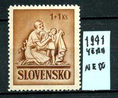 SLOVACCHIA - Year 1941 - Nuovo - New - Fraiche - Frisch - MNH ** - Nuovi