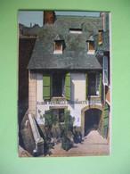 CPA  Maison Paternelle De Bernadette Soubirous - Monuments