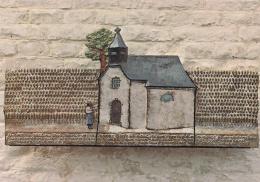 """Tourinnes-la-Grosse - """"A Notre Dame Du Rond-Chêne"""" (Max Van Der Linden - Beauvechain"""