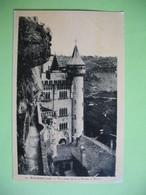 CPA  Roc-Amadour  Vue Prise De La Maison à Marie - Monuments