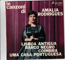 AMALIA RODRIGUES Uma Casa Portuguesa EP - Vinyl Records