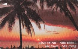 VIETNAM(GPT) - The Dawn/Nha Trang(150000D), CN : 90MVSC,  Tirage 20000, Used - Vietnam