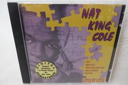 "CD ""Nat King Cole"" Little By Little - Disco, Pop"