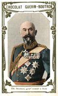 CHROMO  CHOCOLAT GUERIN-BOUTRON N° 178 STOETZER GENERAL COMMANDANT A METZ - Guerin Boutron