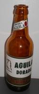 BOUTEILLE  VINTAGE DE LE BIÉRE AGUILA DORADA DE SPAIN  - TRES RARE - Beer