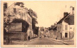 91 ESSONNES - Rue De Paris - Essonnes