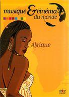 Thème Musique * Afrique  ( Scan Recto Et Verso) - Reclame