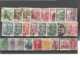 55231 ) Collection Spain Postmark - Spain