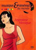 Thème Musique * Argentine Mexique ( Scan Recto Et Verso) - Reclame