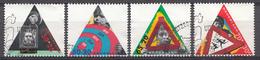 Pays-Bas 1985  Mi.nr: 1281-1284 Für Das Kinder  Oblitérés / Used / Gestempeld - 1980-... (Beatrix)