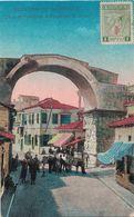 GRECE - SALONIQUE - L'ARC DE TRIOMPHE D'ALEXANDRE LE GRAND - NON VOYAGEE (P1). - Greece