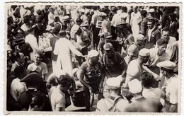FOTOGRAFIA - CORSA CICLISTICA - COPPA GABRIELLA ZUCCHI - ANNI '30 - ZONA TOSCANA - Vedi Retro - Ciclismo