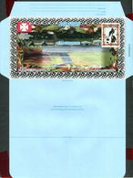 Wallis & Futuna - Yvert Aerogramm 1 -  ** Mnh Neuf Postfris - - Ungebraucht