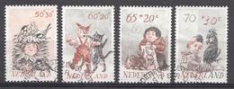 Pays-Bas 1982  Mi.nr: 1223-1226 Für Das Kinder  Oblitérés / Used / Gestempeld - 1980-... (Beatrix)