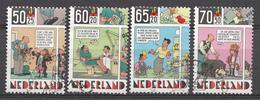 Pays-Bas 1984  Mi.nr: 1259-1262  Für Das Kinder  Oblitérés / Used / Gestempeld - Periode 1980-... (Beatrix)