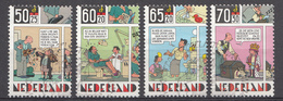 Pays-Bas 1984  Mi.nr: 1259-1262  Für Das Kinder  Oblitérés / Used / Gestempeld - 1980-... (Beatrix)