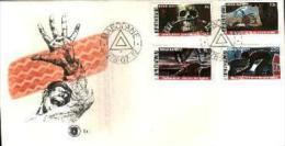 BOPHUTHATSWANA, 1978, First Day Cover Mint 1.3, Road Safety - Bophuthatswana