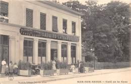 10 - AUBE / Bar Sur Seine - 10718 - Café De La Gare - - Bar-sur-Seine