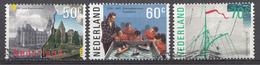 Pays-Bas 1985  Mi.nr: 1276-1278 Jahresereignisse In Amsterdam  Oblitérés / Used / Gestempeld - 1980-... (Beatrix)