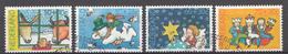 Pays-Bas 1983  Mi.nr: 1241-1244 Für Das Kinder  Oblitérés / Used / Gestempeld - 1980-... (Beatrix)