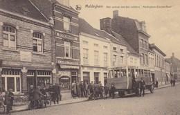 Maldegem, Maldeghem, Het Vertrek Van Den Autobus Maldeghem, Eecloo, Gent (pk43529) - Maldegem