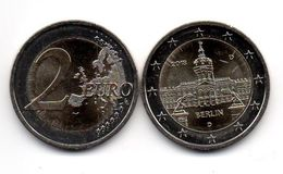 Germany - 2 Euro 2018 - D Berlin UNC Lemberg-Zp - [11] Collections