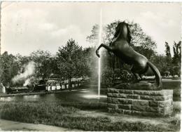 STUTTGART  Reiterstatue  Pferd - Cavalli