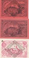 LOTTO  NOTGELD AUSTRIA (AUSTRO-UNGARIA) ,20,50 HELLER 1920 UNC - Austria