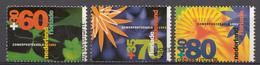 Pays-Bas 1992  Mi.nr: 1436-1438 Sommermarken  Oblitérés / Used / Gestempeld - Gebruikt