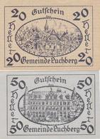 LOTTO  NOTGELD AUSTRIA (AUSTRO-UNGARIA) -,20,50 HELLER 1920- UNC - Austria