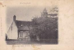 Maldegem, Maldeghem, Woning Van Vrouw Courtmans Pk43551) - Maldegem