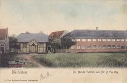 Maldegem, Maldeghem, De Mande Fabriek Van Mr A Van Oly Pk43553) - Maldegem