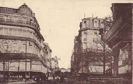 AK Charleroi - R. Charles II & Audent - Feldpost 1916 (33441) - Charleroi