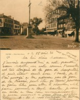 D- [509726] Carte-France  - (64) Pyrénées-Atlantiques, Orthez, Place Saint-Pierre, Commerce, Magasins - Orthez