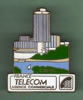 FRANCE TELECOM *** CANNES CENTRE DE CONSTRUCTION LIGNES *** A033 - France Telecom