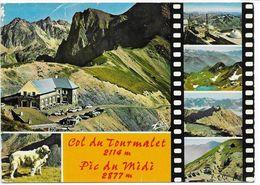 Col Du Tourmalet - Pic Du Midi - Multivue - Unclassified