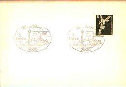 88601) Germania Fdc- Con 5 D.ordinaria.-con Bollo Speciale Esposizione Di Minerali E Fossili  A STUTGART- 9/11/1980 - Minerali