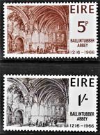 Ireland - Scott #218-19 MNH (1) - 1949-... Republic Of Ireland
