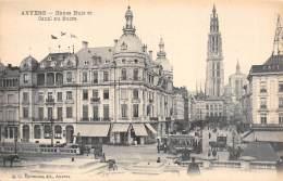 ANVERS - Hansa Huis Et Canal Au Sucre - Antwerpen