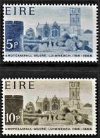 Ireland - Scott #244-45 MNH (1) - 1949-... Republic Of Ireland