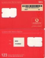 TARJETA TELEFONICA DE ESPAÑA, (SIM) 234. - Airtel