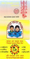 3 TELECARTES BANGLADESCH  *50 Units *50 Units *100 Units - Bangladesh